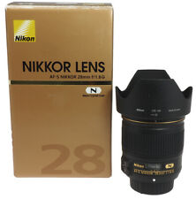 Nikon AF-S NIKKOR 1,8/28mm G #217123