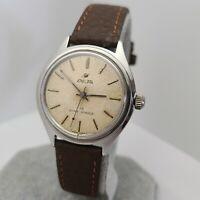 Vintage Enicar Star Jewels Ocean Pearl 280-079-001 Men's Manual wind watch swiss