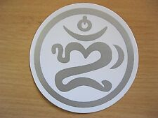 BALI, OMKARA STICKER,PEACE,GOOD LUCK,KARMA SYMBOL.SURF,SKATE,DECAL,BINTANG,SHIRT