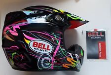 Bell Moto 8K casco de motocicleta