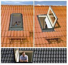 Thermoisolations Ausstiegsfenster 66x98 cm FAKRO FWL /FWR U3 mit Eindeckrahmen