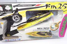 Jamara 040630 - FIN255 Speedboot 2,4 Ghz - funktioniert - neuer Akku -