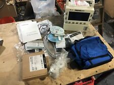 New Listingwelch Allen Propaq Encore 206 Spo2 Ecg Patent Monitor With Lots Of Acc Free Ship
