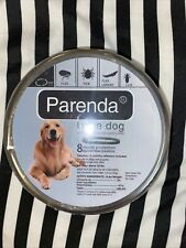 New Parenda Large Dog Collar 8 Month Protection Against Flea Larvae Ticks Lice