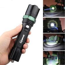 3500 Lumen 3 Modi CREE XM-L T6 LED 18650 Compact wasserdichte Taschenlampe