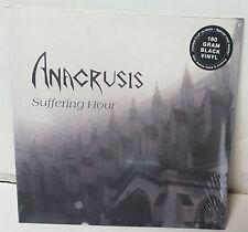 Anacrusis Suffering Hour Black Vinyl LP Record new