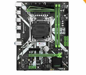 Motherboard Intel Xeon All Series Ddr4 Recc Non-ecc With Memory Nvme Usb3.0 Sata