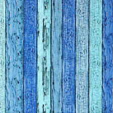 4x mesa única de Papel Fiesta Servilletas Para Decoupage Decopatch Craft Woody Azul