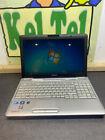 "Toshiba Satellite L500 Laptop 15.6"" 250gb Intel 4gb Windows 7 Widescreen Cheap"