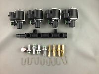 Zavoli / Rail IG5 NOUMEA  LPG Vapor Injection System Injectors 4 Cylinder Set