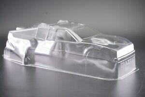 Traxxas 4411 Nitro Rustler Body Shell Clear Unpainted 1/10th Scale OZRC JL