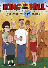 King of the Hill: Season 11 eleventh new sealed