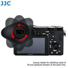 JJC Silicone Eyepiece Viewfinder Replace Sony FDA-EP17 Eye Shade for Sony A6500