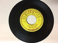 ROCKABILLY 45 RPM RECORD- JERRY LEE LEWIS - SUN 356