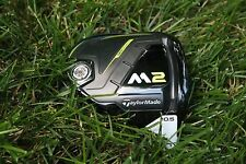 NEW 2017 Tour Issue Taylormade M2 10.5 Driver Head (Version 2, HOT CT of 251)