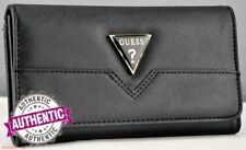 GUESS Leather Trifold Wallets for Women