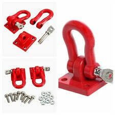 2 Pcs 1/10 Accessoires de Crochets de Remorque Buckle pour RC Crawler  Truck