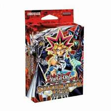 YuGiOh Yugi Reloaded Starter Deck SDYR Unlimited Edition Sealed Box TCG Cards
