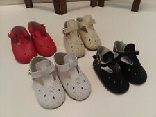 4 Pair of Doll Shoes to fit Annette Himstedt & Other Large Dolls