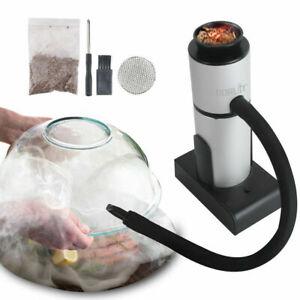 Handheld Portable Smoker Gun Smoking Smoke Infuser for BBQ Cocktail Food Drink