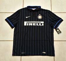 NWT NIKE Inter Milan 2014 Soccer Jersey  Men's XL