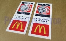 F.A. Charity Shiled McDonald's Soccer Patch / Badge 2004-2006