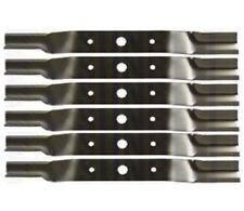 "6 New XHT Heavy Duty Blades 72"" Cut For Land Pride LandPride 890-172C, 890172C"