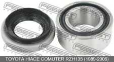 Ball Bearing For Front Drive Shaft 36.2X67X29 For Toyota Hiace Comuter Rzh135