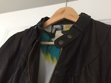 Ladies Ted Baker leather jacket