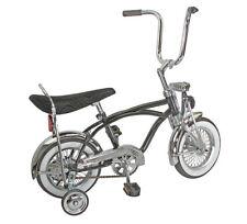 "Kid Children Bike 12"" Lowrider Coaster Brake 52 Spokes/ Kids Training Wheels"