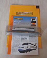 N Gauge Del Prado  Locomotives of the World - AVE 100 RENFE high speed train