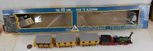 Vintage 1960's AHM HO Train 1835 Der Adler Locomotive Set