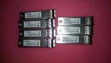 1 LOT OF 7 JDSU PLRXPL-SC-S43-22-N 10GB SFP+ SR 850NM