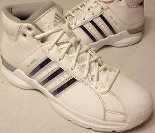 ADIDAS PRO MODEL Basketball Shoes w/ BRAND NEW LACES EUC Sz Ladies 8