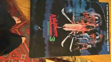 A Nightmare on Elm Street 3 action figure Dream Warriors. Slight damage on box