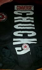 VINTAGE CONVERSE ALL STAR JUMPER  SZ XL  CHUCK TAYLOR