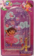 Pinball Game DORA THE EXPLORER Child's Toy Great for Travel
