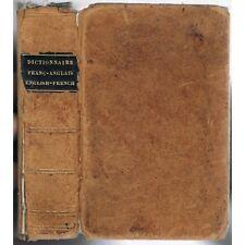 DICTIONNAIRE Français-Anglais Anglais-Français par Th. NUGENT et J. OUISEAU 1834