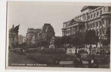 Brazil, Rio De Janeiro, Praca M. Floriano RP Postcard, B199