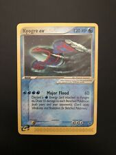 Carte Pokemon Kyogre Ex 001 PROMO 2003 E Series WIZARD US