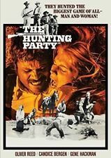 HUNTING PARTY (1971) NEW DVD