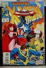 X-MEN #26 FIRST PRINT MARVEL COMICS (1993) BLOOD TIES CAPTAIN AMERICA AVENGERS