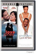 Love Jones/Thin Line Between Love and Hate (2009, REGION 1 DVD New)