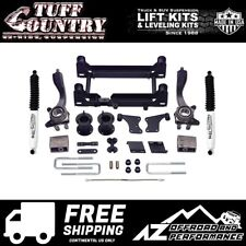 "Tuff Country 5"" Lift Sub Structure Shocks 2004 Toyota Tundra 4wd 2wd 55906KN"
