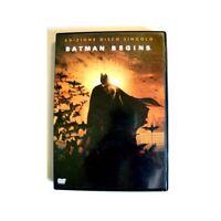 DVD BATMAN BEGINS 7321958594155
