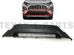New Fits Rav4 Front Bumper Lower Grille Grill Assembly 2019-2020 Toyota