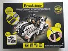 RC Car for Kids 2-in-1 Remote Control Car Kit and Building Set Brookstone DIY