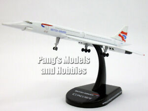 Concorde British Airways 1/350 Scale Diecast Model