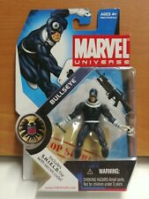 Marvel Universe 10 BULLEYE DARK SHIELD FILE SECRET CODE 1:16 scale.