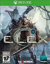 Pre-order Elex Standard Edition Xbox One Xb1 S X 2017